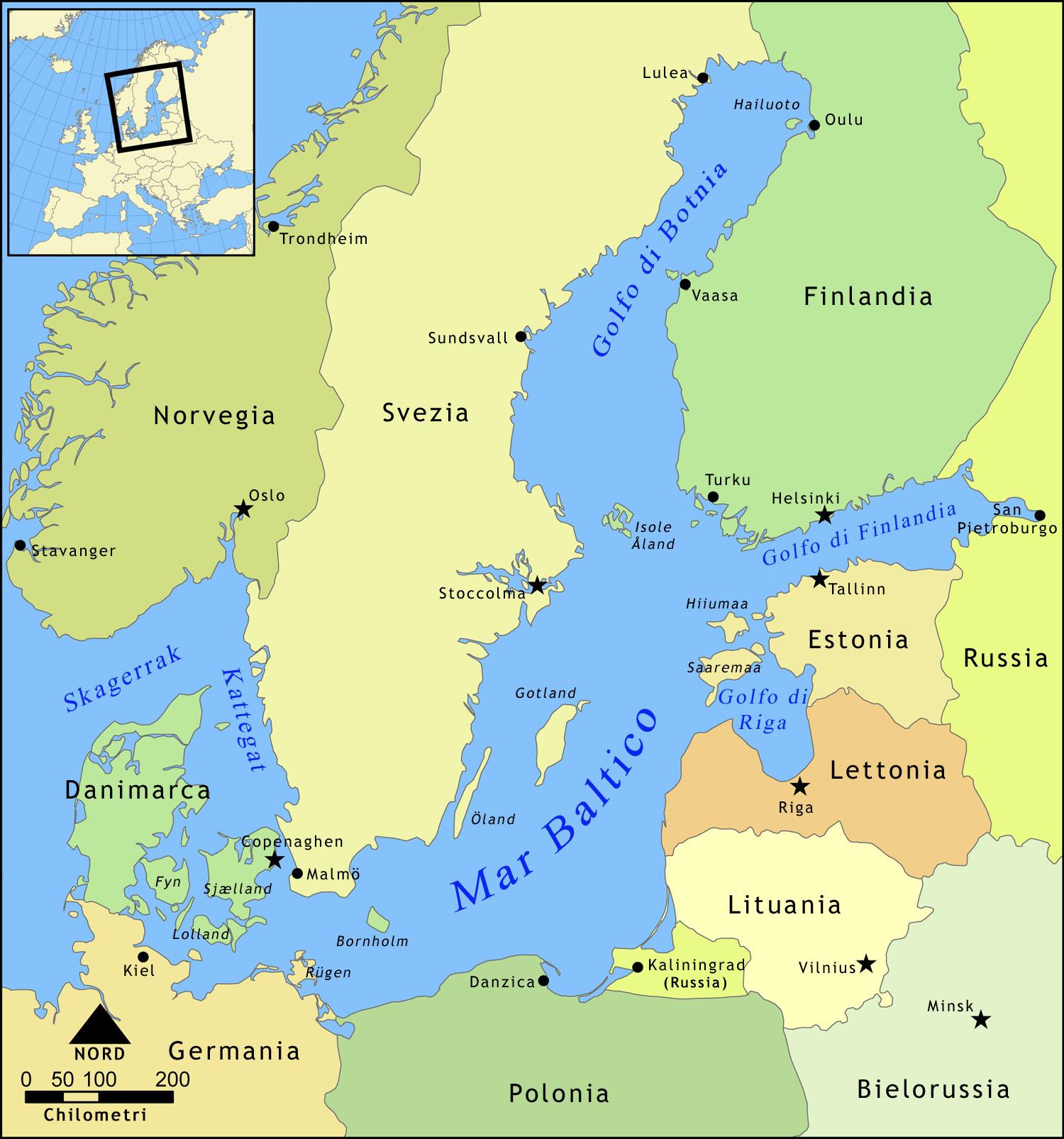 estonia lettonia hi tech