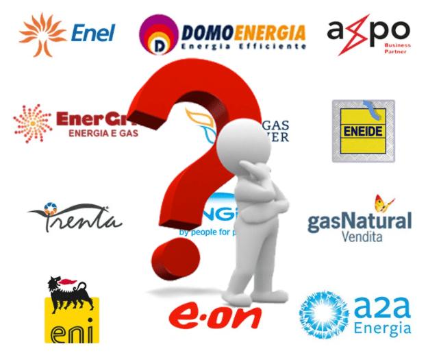 mercato libero e tutelato luce e gas